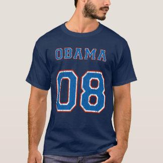 Camiseta T-shirt de Obama 08 (muitos estilos disponíveis)