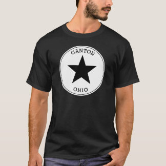 Camiseta T-shirt de Ohio do cantão