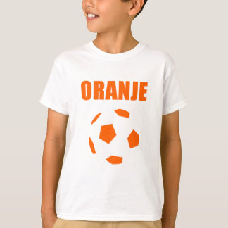 Camiseta T-shirt de Oranje - de Nederland Voetball