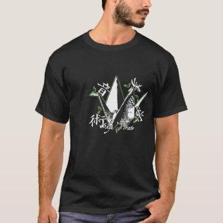 """Camiseta T-shirt de """"Origami"""""""