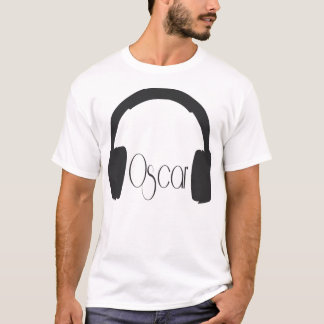 Camiseta T-shirt de Oscar Peterson