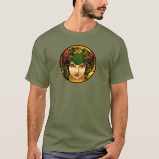 Camiseta T-shirt de Ozma onça
