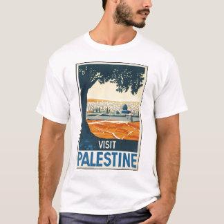 Camiseta T-shirt de Palestina da visita
