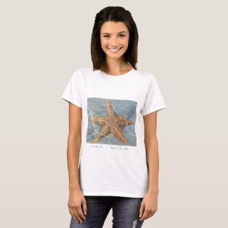 Camiseta T-shirt de Panamá da estrela do mar da arte da