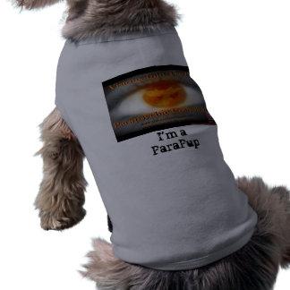 Camiseta T-shirt de ParaPup