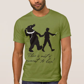 Camiseta T-shirt de Patrick O'Brian não um momento a perder