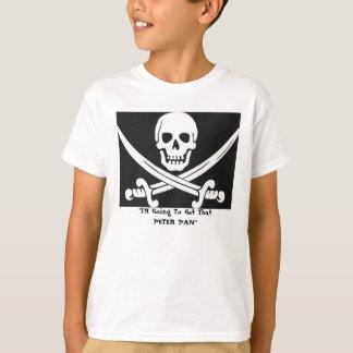Camiseta T-shirt de Peter Pan