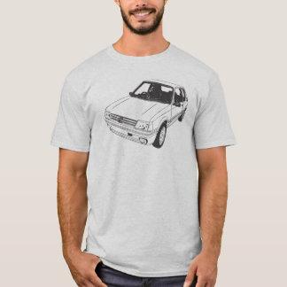 Camiseta T-shirt de Peugeot 205 GTi