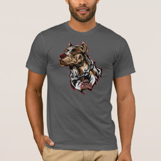 Camiseta T-shirt de Pitbull