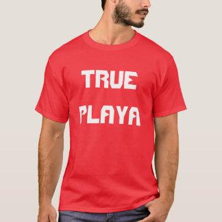 "Camiseta ""T-shirt de Playa verdadeiro"""