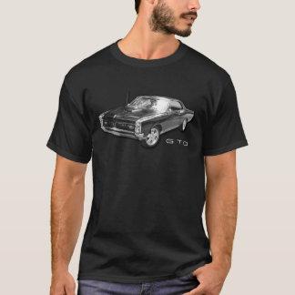 Camiseta T-shirt de Pontiac GTO