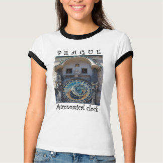 Camiseta T-shirt de Praga