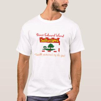 Camiseta T-shirt de Prince Edward Island