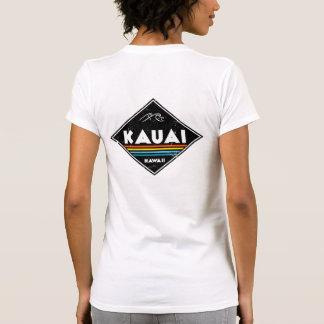 Camiseta T-shirt de prisma do Co. do surf de Kauai