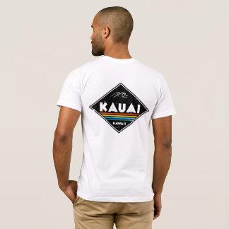 Camiseta T-shirt de prisma do Co. do surf de Kauai (homens)
