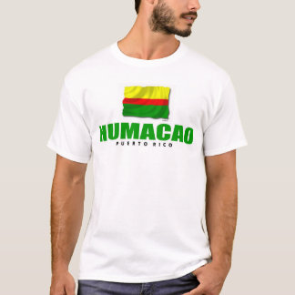 Camiseta T-shirt de Puerto Rico: Humacao