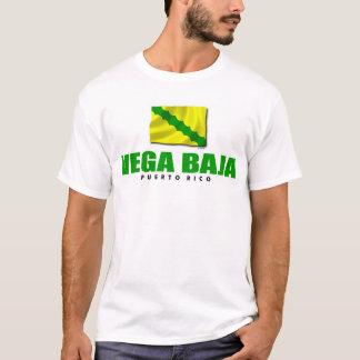 Camiseta T-shirt de Puerto Rico: Vega Baja