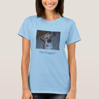 Camiseta T-shirt de Puggle