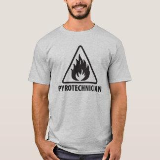 Camiseta T-shirt de PYROTECHNICIAN