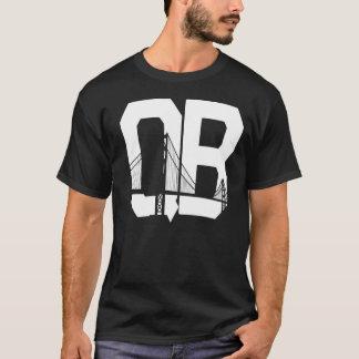 """Camiseta T-shirt de Queensbridge """"QB"""""""
