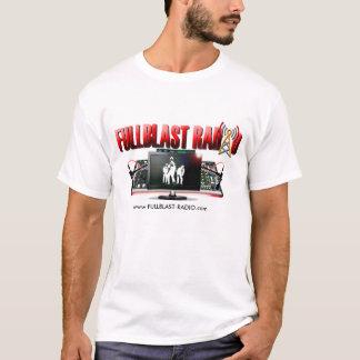 Camiseta T-shirt de rádio de Fullblast