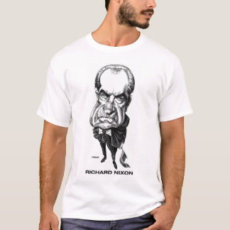 Camiseta T-shirt de Richard Nixon