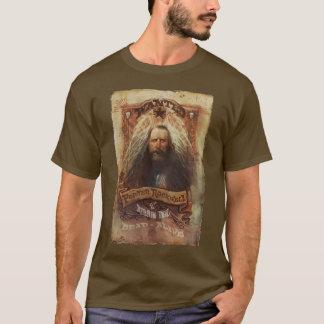 Camiseta T-shirt de Rockwell do porteiro