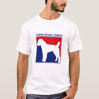 Camiseta T-shirt de Russell Terrier do Parson da liga