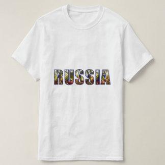 Camiseta T-shirt de Rússia