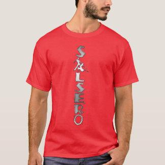 Camiseta T-shirt de SALSERO com casal da dança em vez de A