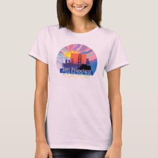 Camiseta T-shirt de SAN FRANCISCO