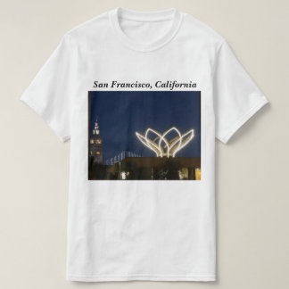 Camiseta T-shirt de San Francisco Embarcadero #2
