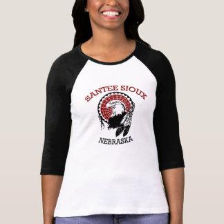 Camiseta T-shirt de Santee Sioux
