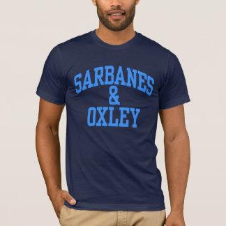Camiseta T-shirt de Sarbanes-Oxley