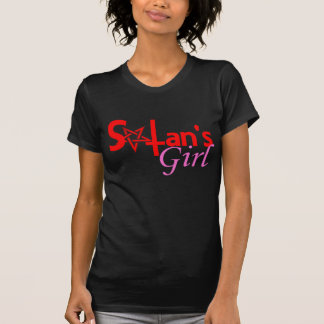 Camiseta T-shirt de Satan'sGirl por DemonLust