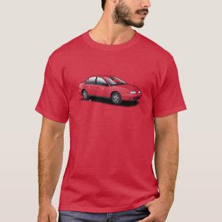 Camiseta T-shirt de Saturn SL2 da U-Picareta--Cor