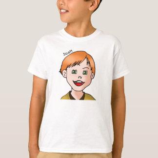 Camiseta T-shirt de Scott