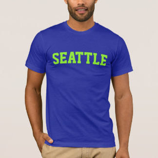 Camiseta T-shirt de Seattle