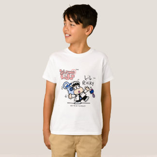 Camiseta T-shirt de SeismoKids Lil Ricky