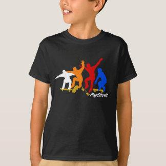 Camiseta T-shirt de Shuvit do pop dos miúdos