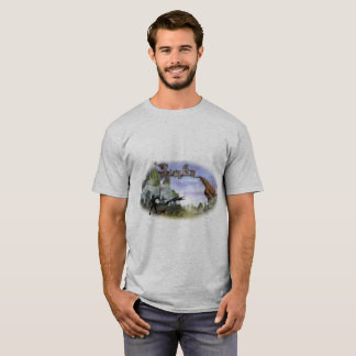 Camiseta T-shirt de Siralim
