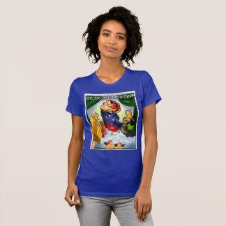 Camiseta T-shirt de Sistine Madonna