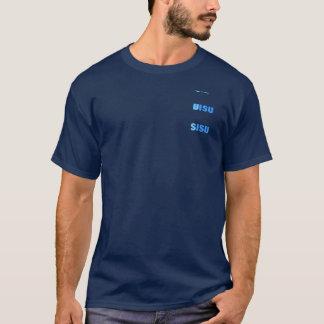 Camiseta T-shirt de SISU (orgulho finlandês)
