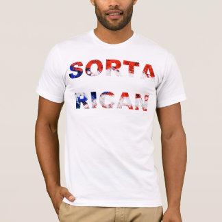 Camiseta T-shirt de Sorta Rican