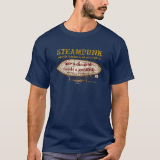 Camiseta T-shirt de Steampunk