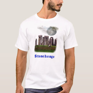 Camiseta T-shirt de Stonehenge
