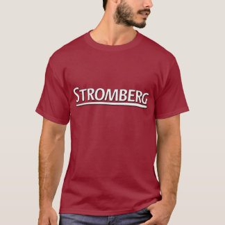 Camiseta T-shirt de Stromberg