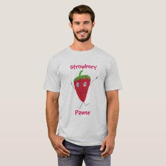 Camiseta T-shirt de Strowbery Pawer
