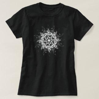 Camiseta T-shirt de Sun das notas musicais