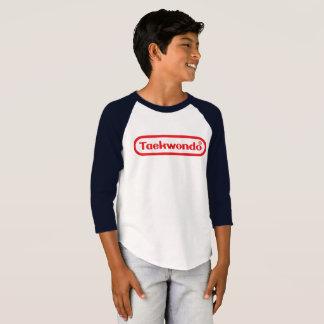 Camiseta T-shirt de Taekwondo